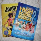 Paperback - Jr. Novels - Jump In and High School Musical