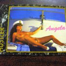 HUSTLER Trading Card 1992 #31 (Angela)