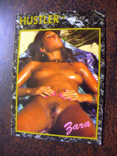HUSTLER Trading Card 1992 #36 (Zara)