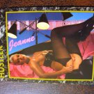 HUSTLER Trading Card 1992 #26 (Jeanne Fine)