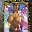 HUSTLER Trading Card 1992 #11 (Isabelle)
