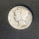 Silver 1935 Mercury Dime