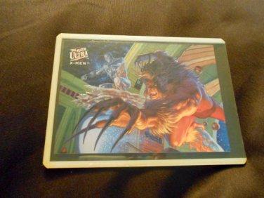 94 Fleer Ultra Jean Grey X-Men Card Limited Edition Subset 7/9
