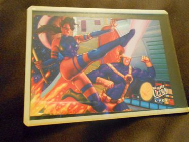 94 Fleer Ultra Jean Grey X-Men Card Limited Edition Subset 2/9