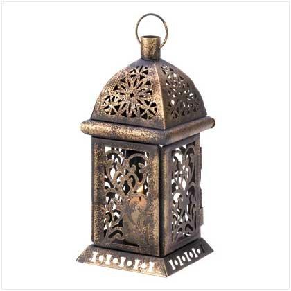 Temple Garden Candle Lantern #13932