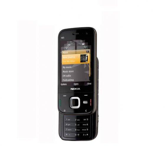 UNLOCKED Nokia N85 3G