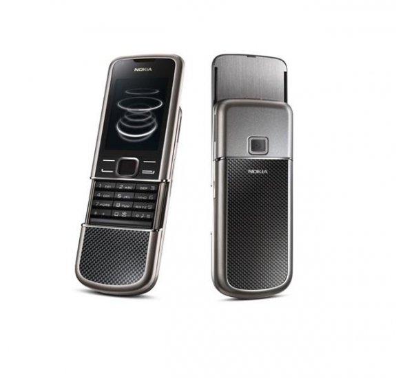 UNLOCKED Nokia 8800 Carbon Arte 4GB