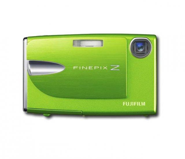 FUJIFILM - FinePix 10.0MP Digital Camera - Kiwi Green ! SALE !