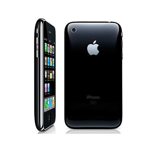 UNLOCKED Iphone 3G 16GB - Black