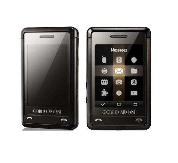 UNLOCKED Samsung Giorgio Armani Edition P520 - SALE -