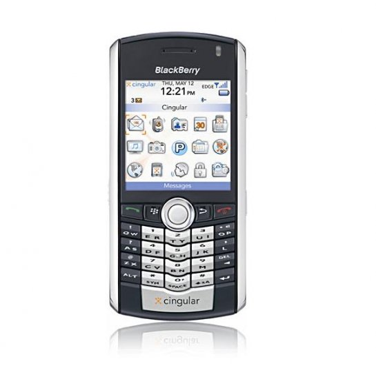 UNLOCKED Blackberry Pearl 8100 Phone