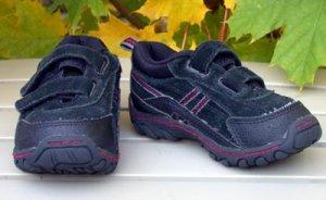 Toddler Smart Fit Boys Shoes Black Size 6