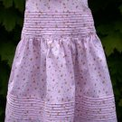 Laura Ashley Infant Toddler Summer Dress 12Mo & 18 Mo