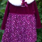 Infant Toddler Dress Holiday Dressy Special Occasion 24 Mo