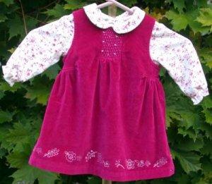Girls Infant Dress Tommy Hillfiger 6 - 12Mo