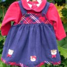 Infant Dress Jumper  6-9mo The Mayfair Company