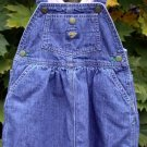Oshkosh Denim Jumper Dress 18 mo