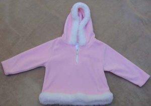 Infant/Toddler Fleece Jacket 18M Kidskorner...baby