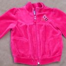 Toddler Velour Jacket 2T  Please Mum