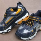 Champion Athletic Tennis Shoes Kids Black and Gray Size 11