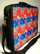 Recycled Juice Doypack Laptop Messenger Bag (Mac/PC)