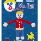 MR. BILL BENDABLE POSEABLE FIGURE