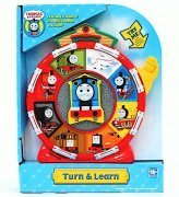 THOMAS and FRIENDS-TURN and LEARN ELECTRONIC GAME