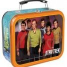 STAR TREK LARGE TIN BOX WITH HANDLE