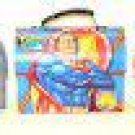 SUPERMAN LARGE WORKERS TIN LUNCHBOX