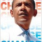 PRESIDENT OBAMA CHANGE MAGNET