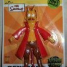 SIMPSONS-FLANDERS TREE OF HORROR BENDABLE. POSEABLE FIGURE