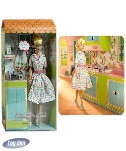 BARBIE DOLL-BARBIE LEARNS TO COOK GOLD LABEL VINTAGE COLLECTORS EDITION BARBIE DOLL
