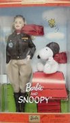 BARBIE-BARBIE AND SNOOPY COLLECTOR EDITION GIFTSET DOLL