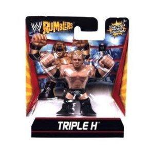 Mattel  WWE Rumblers Mini Figure Triple H
