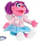 SESAME STREET - ABBY CADDABY TEACH ME ABBY PLUSH by GUND
