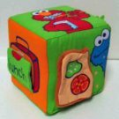 SESAME STREET - HEALTHY HABITS LEARNING PLUSH by Gund