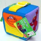 SESAME STREET - DRESS ME LEARNING PLUSH CUBE  by GUND
