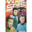STAR TREK  WARP SPEED TIN SIGN