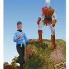 STAR TREK RETRO SERIES 2 - 2 PC SET MR. SPOCK & ADORIAN