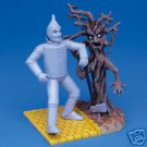 WIZARD OF OZ-TIN MAN RESIN TABLE PIECE