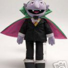 SESAME STREET - COUNT VON COUNT 14 inch PLUSH DOLL by GUND