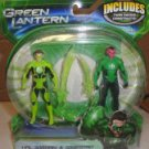 GREEN LANTERN - HAL JORDAN & KILOWOG 2 PACK ACTION FIGURE