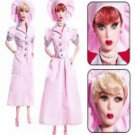 BARBIE -I  LOVE LUCY JOB SWITCHING LUCY and ETHEL 2 PACK
