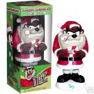 LOONEY TUNES -  TAZ  CHRISTMAS WACKY WOBBLER