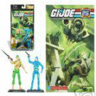 G.I. JOE - 25th  ANNIVERSARY DUKE VS. COBRA COMMANDER 2 Pack