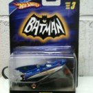BATMAN 1:50 SCALE 1966 TV SERIES BATBOAT by HOT WHEELS