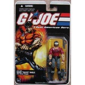 G.I. Joe  -  Classic Collection  David 'Salvo' HASLE A.ction Figure