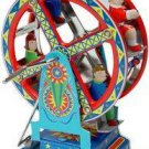 PENNY TOY -  FERRIS WHEEL TIN ORNAMENT