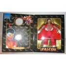 MARVEL FAMOUS COVERS - The Falcon 8 inch ACTION FIGURE