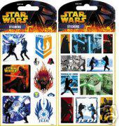 STAR WARS-  EPISODE III REVENGE OF THE SITH STICKERS